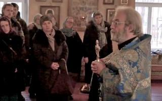 Православные молятся о даровании победы над законом о семейно-бытовом насилии
