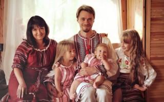 За что Европа невзлюбила русскую семью