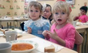 Все лучшие калории — детям