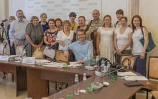 Слушания в Общественной палате РФ. Фотогалерея