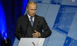 Путин: Ювенальная юстиция представляет угрозу вмешательства в дела семьи