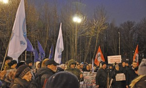 Родители России вышли на улицы против закона о домашнем насилии