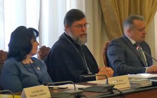 Заседание совета по нравственности