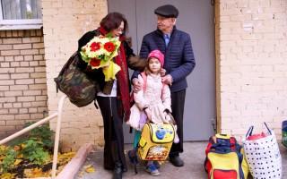 Изъятая органами опеки Эстонии Изабелла с матерью вернулась в Россию