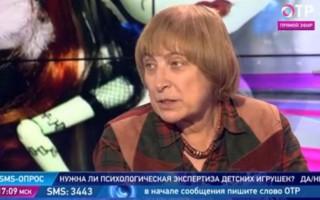 Ирина Медведева: Выросло поколение родителей, которые не понимают, чем плохи игрушки-монстры
