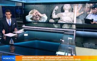 Некоммерческие организации в России зарабатывают на лишении родительских прав