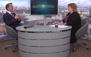 Выступление Ольги Летковой в программе ВЫБОР ЖИЗНИ. Видео