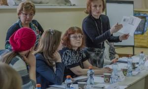 28 апреля 2015 г. был проведен Круглый стол по вопросам семейного образования
